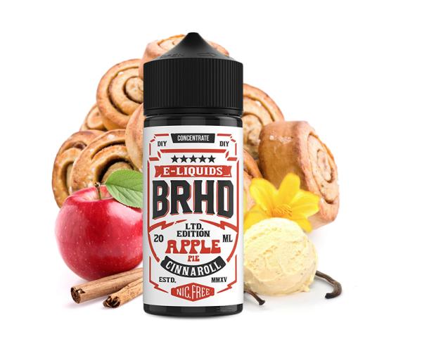 Barehead Ltd. Edition - Aroma Apple Pie Cinnaroll 20ml