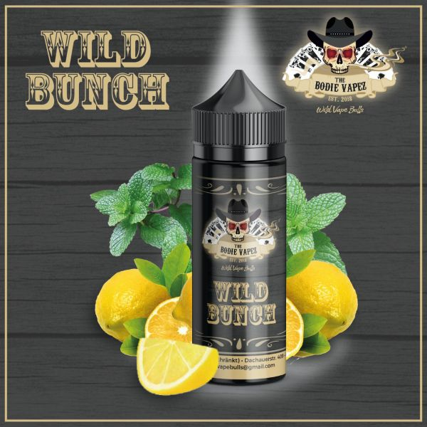 Bodie Vapez - Aroma Wild Bunch 10ml
