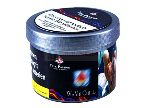 True Passion - WaMe Chill 200g