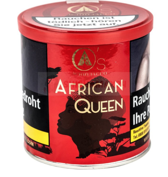 OS Tobacco - African Queen 200g