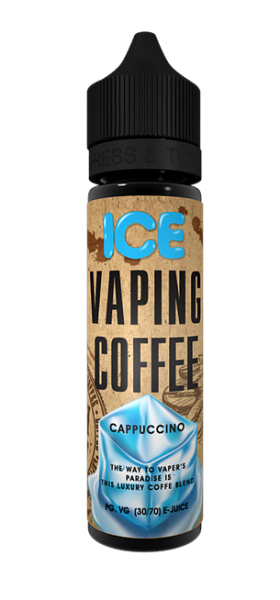 VoVan Liquid Cappuccino Ice 50ml