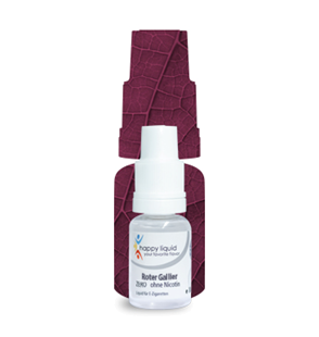 Happy Liquid - Roter Gallier 10ml - 6mg