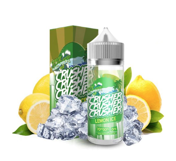 Crusher - Lemon Ice 100ml