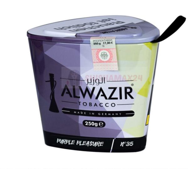 Al Wazir Tobacco - Purple Pleasure 250g