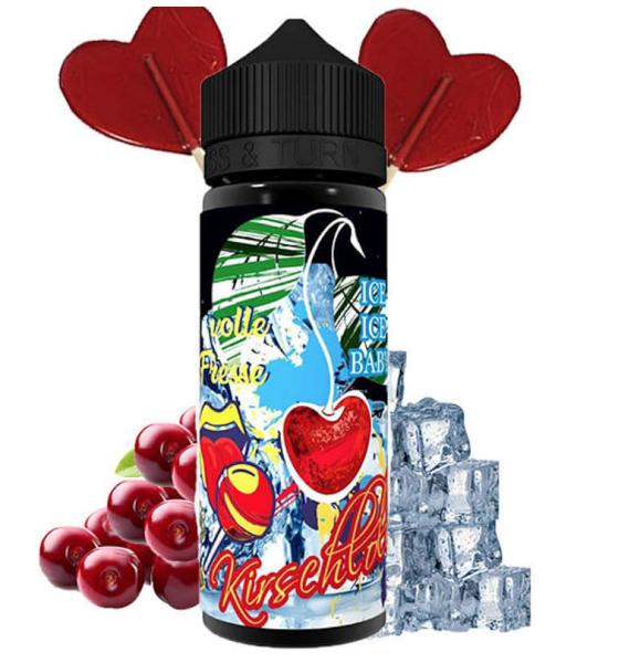 Lädla Juice - Aroma volle Fresse Kirschlolliii on Ice 20ml