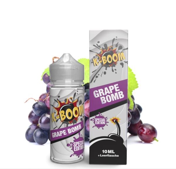 K-Boom - Grape Bomb 10ml