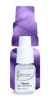 Happy Liquid - Pflaume 10ml - 6mg