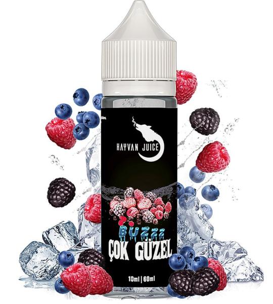 Hayvan Juice - Aroma Çok Güzel 10ml