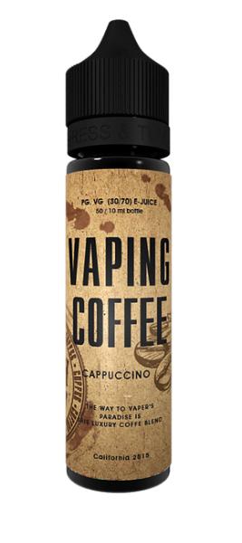 VoVan Liquid Cappuccino 50ml