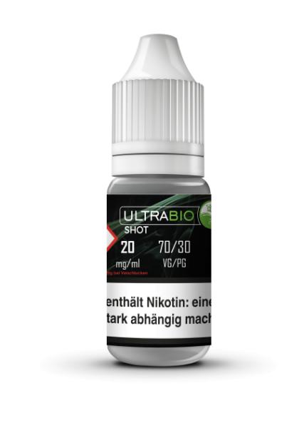 Ultra Bio Shot 70/30 10ml - 20mg/ml