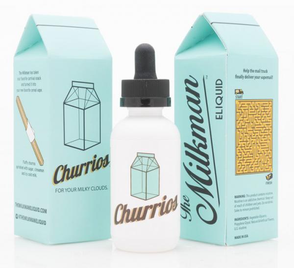 The Milkman - Churrios 50ml/60ml