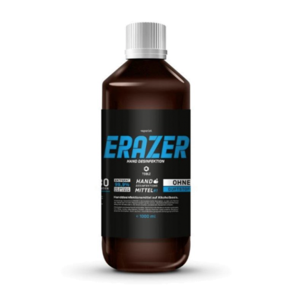 Erazer - Hand Desinfektion 1000ml