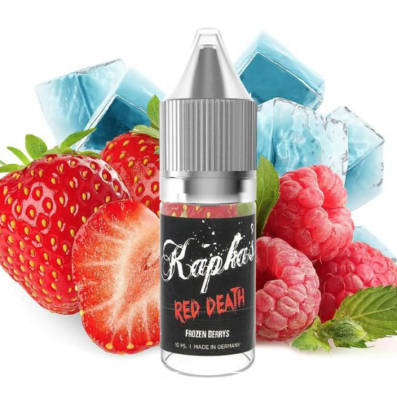 Kapka's Flava - Red Death 10ml