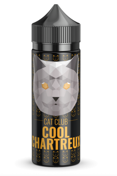 Cat Club - Cool Chartreux