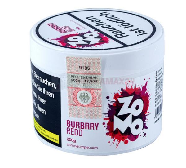 Zomo - Burbrry Redd 200g