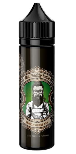 The Grandpa Vape by Be my Juice - Lemon Grass Tea