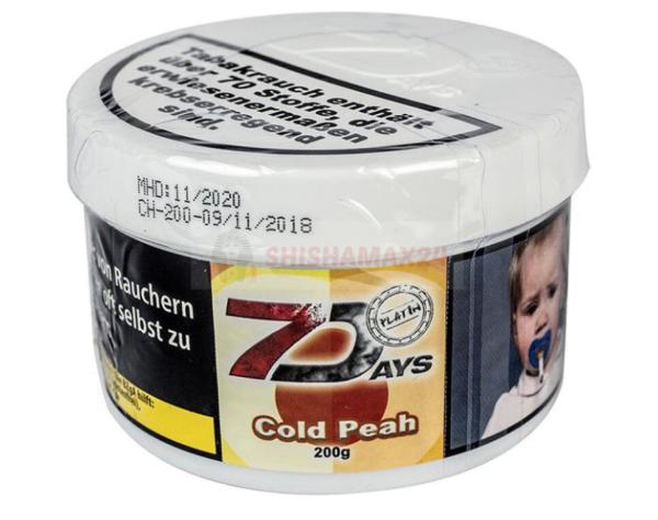 7 Days Platin - Cold Peach 200g