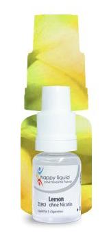 Happy Liquid - Lemon 10ml - 6mg