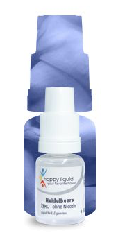 Happy Liquid - Heidelbeere 10ml - 6mg