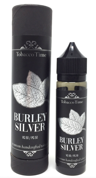 Tobacco Time - Burley Silver
