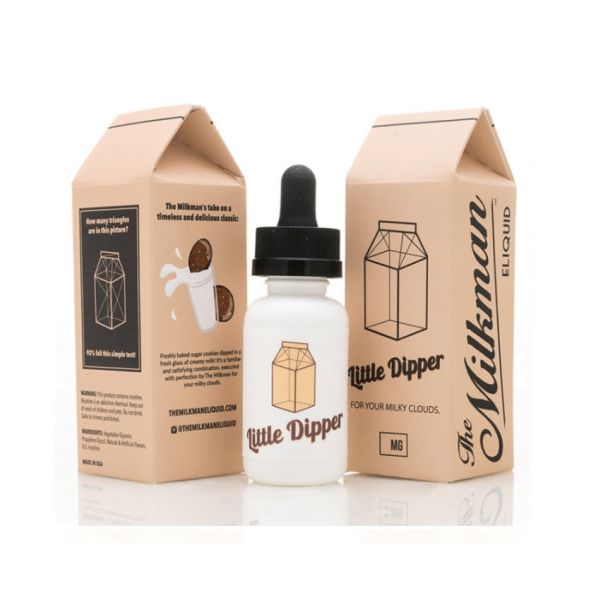 The Milkman - Little Dipper 50ml/60ml