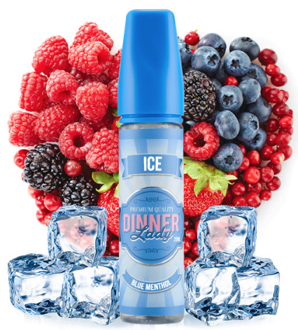 Dinner Lady ICE - Aroma Blue Menthol 20ml