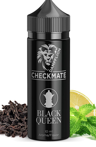 Checkmate - Black Queen