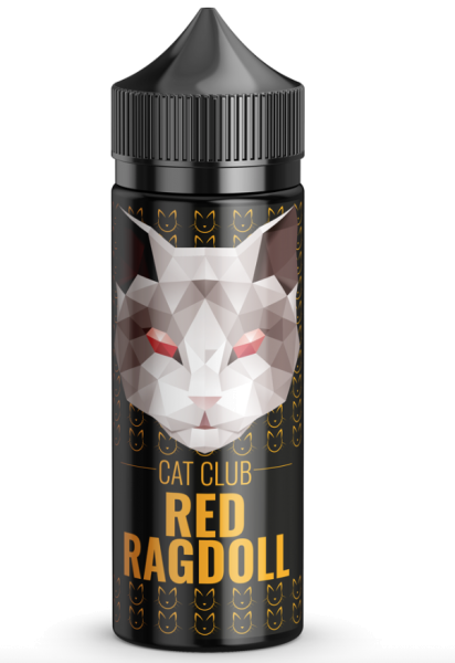 Cat Club - Red Ragdoll