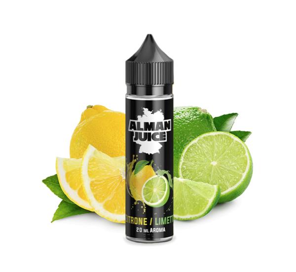 Alman Juice - Zitrone / Limette