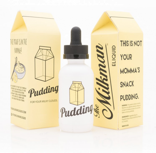 The Milkman - Pudding 50ml/60ml