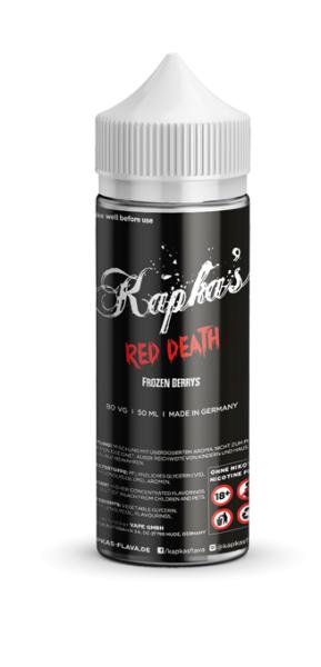 Kapka's Flava - Red Death