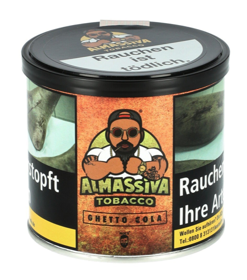 Almassiva Tobacco - Ghetto Cola 200g