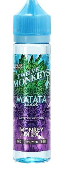 Twelve Monkeys - Liquid Matata Iced 50ml