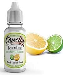 Capella - Aroma Lemon Lime (CA) 13ml