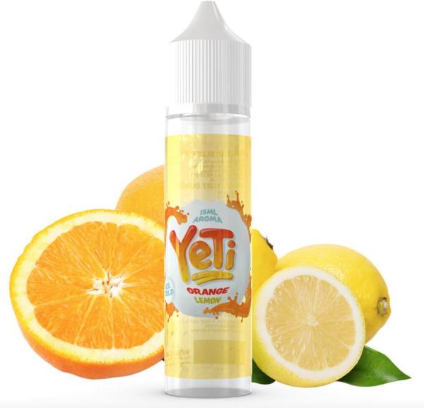 Yeti - Orange Lemon