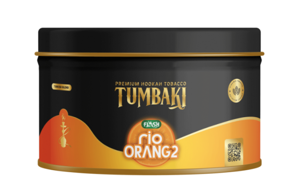 Tumbaki - Rio Orange2 200g