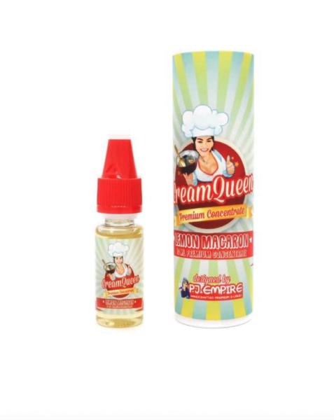 Cream Queen - Lemon Macaron