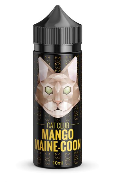 Cat Club - Aroma Mango Maine-Coon 10ml