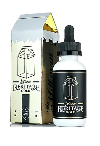 The Milkman - Heritage Gold 50ml/60ml