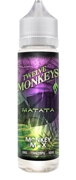 Twelve Monkeys - Liquid Matata 50ml