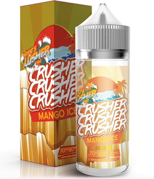 Crusher - Mango Ice 100ml