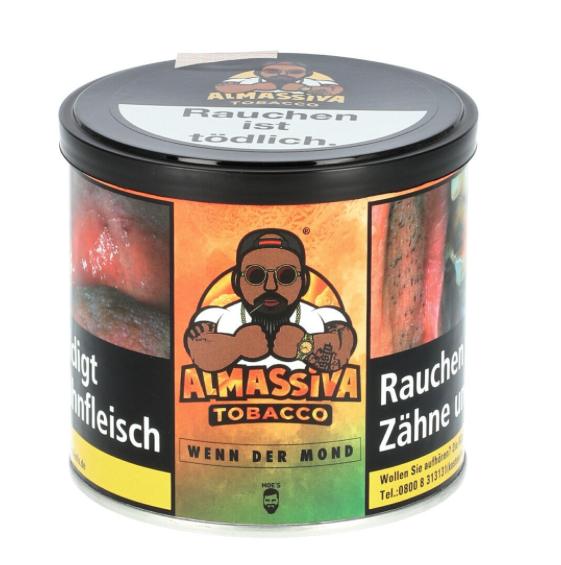 Almassiva Tobacco - Wenn der Mond 200g