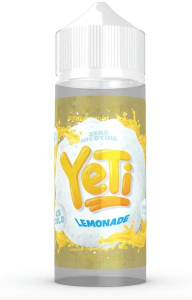 Yeti Liquid - Lemonade 100ml/120ml - 0mg