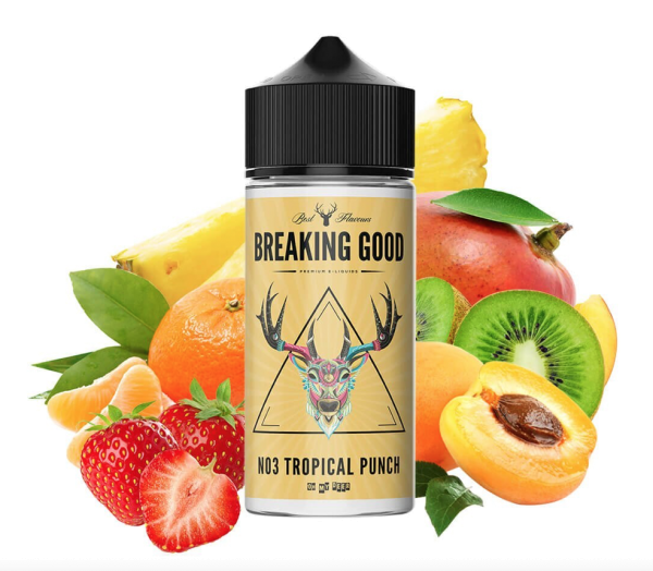 Breaking Good - No.3 Tropical Punch