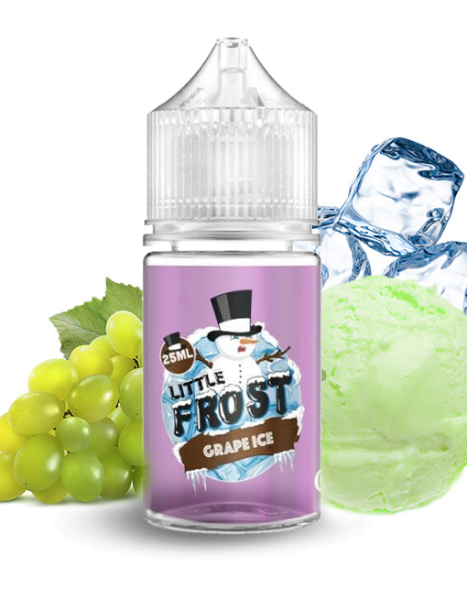 Little Frost Grape Ice 25ml
