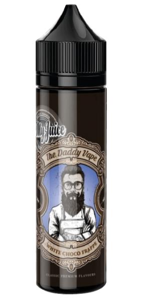 The Grandpa Vape by Be my Juice - White Chocco Frape