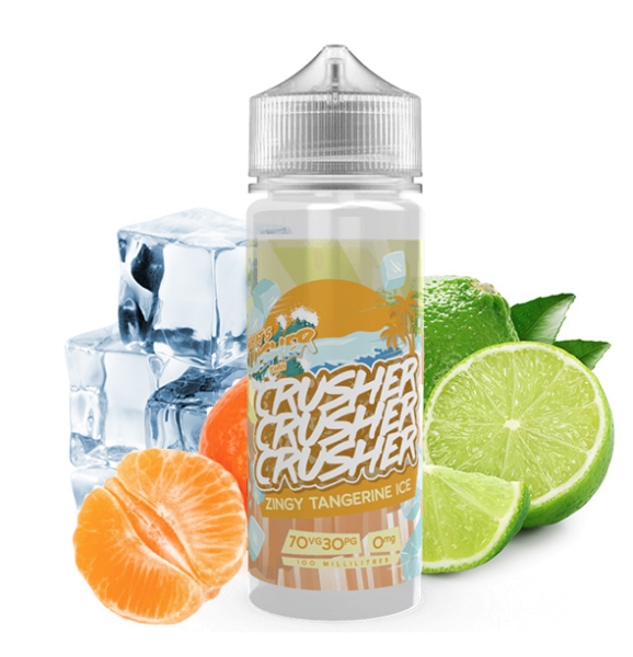 Crusher - Zingy Tangerine Ice 100ml