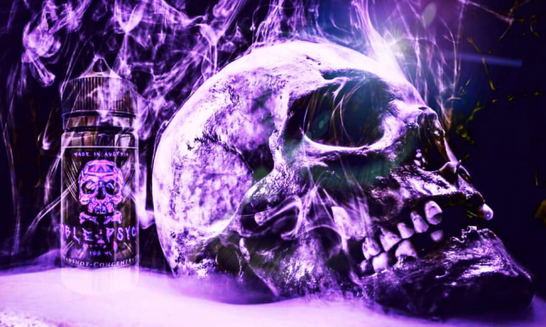 Noble Psycho Aroma - Purple 15ml