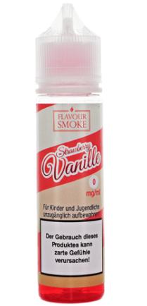 Flavor Smoke - Strawberry Vanille