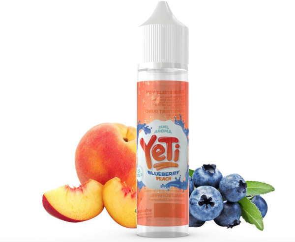 Yeti - Blueberry Peach